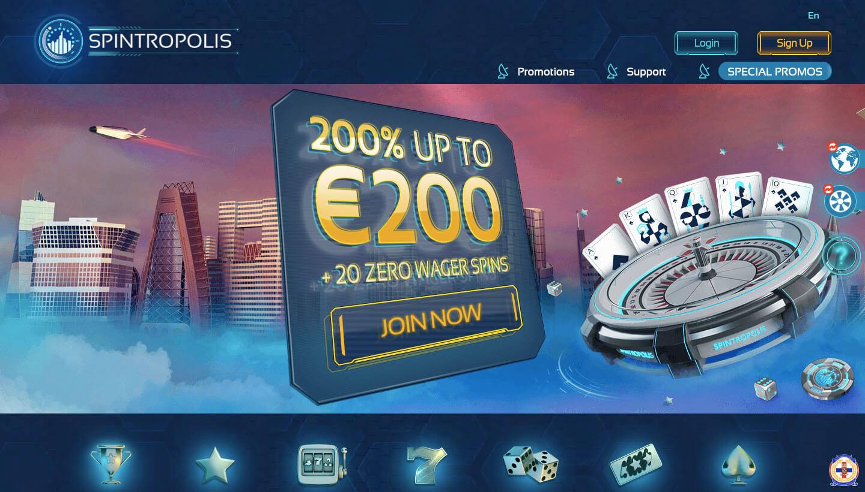 spintropolis casino avsiss
