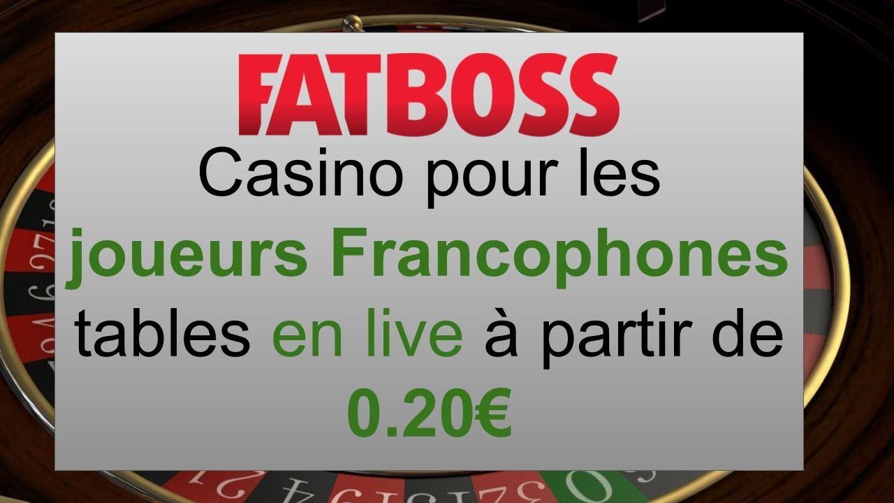 Fatboss casino avis : ce qu'il faut savoir