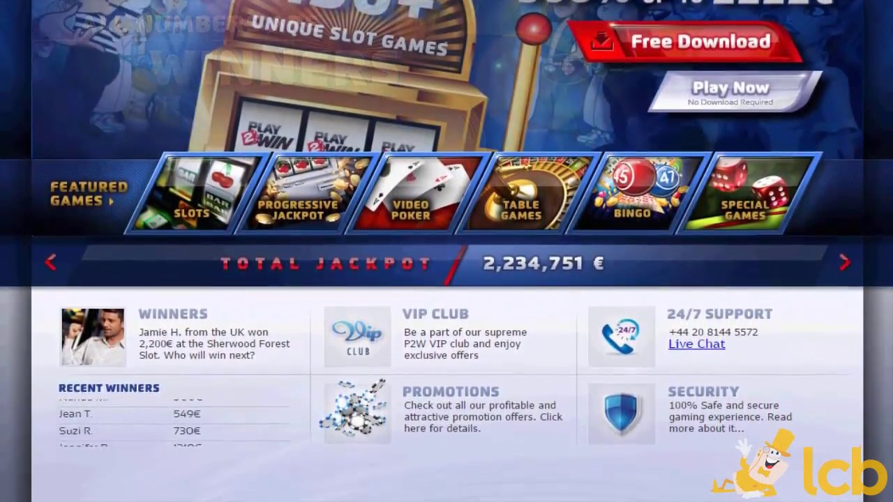 Play2Win Casino avis : que doit-on en retenir ?