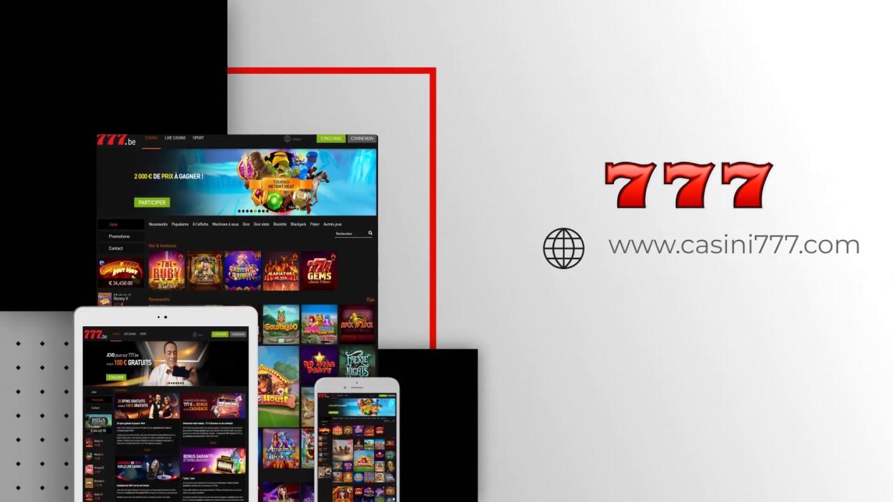 Casino 777 avis : nos critiques très détaillées sur le casino