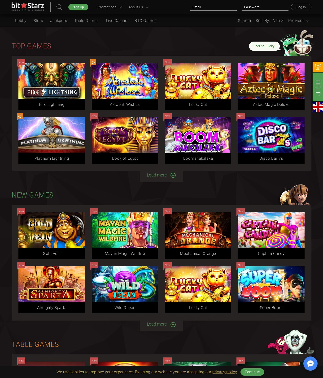 avis casino bitstarz