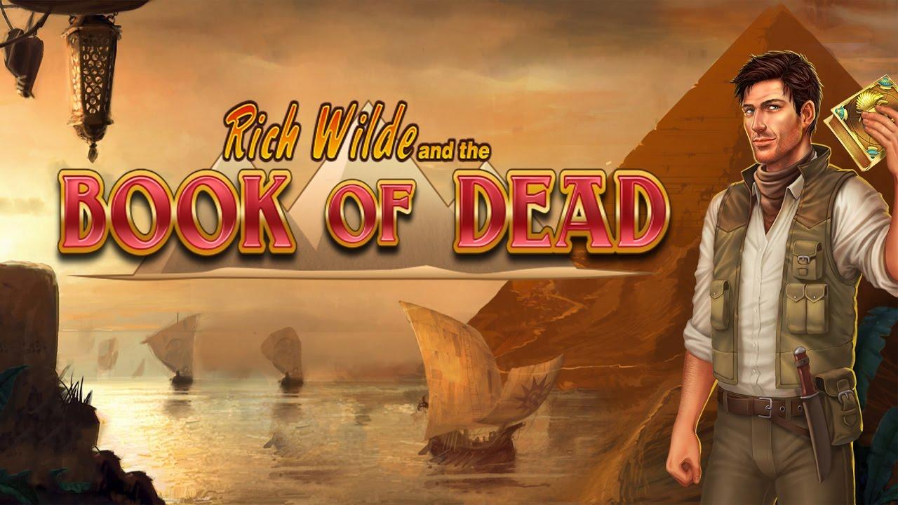 Book of Dead machine à sous : notez ces astuces !